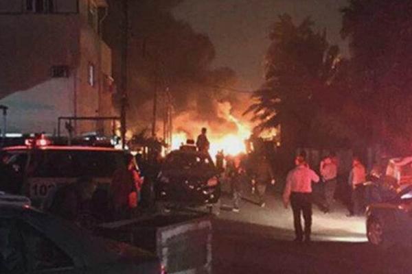 هجوم داعش في النهراوان جنوب بغداد