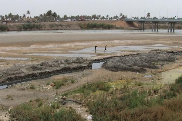الجفاف في العراق