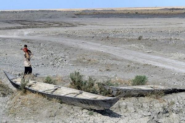الجفاف يضرب بعض مناطق العراق