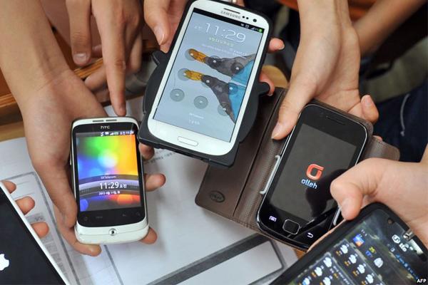 علاج ادمان الهواتف الذكية