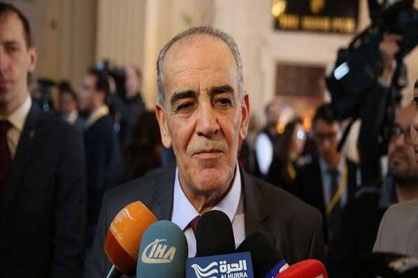 المتحدث باسم هيئة التفاوض للمعارضة السورية يحيى العريضي