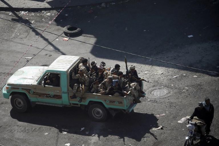 حرب شوارع بين أنصار صالح والحوثيين في صنعاء التي تحولت مدينة أشباح