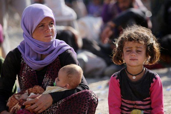نصف الأيزيديين المخطوفين من سنجار منذ أغسطس 2014 في قبضة داعش