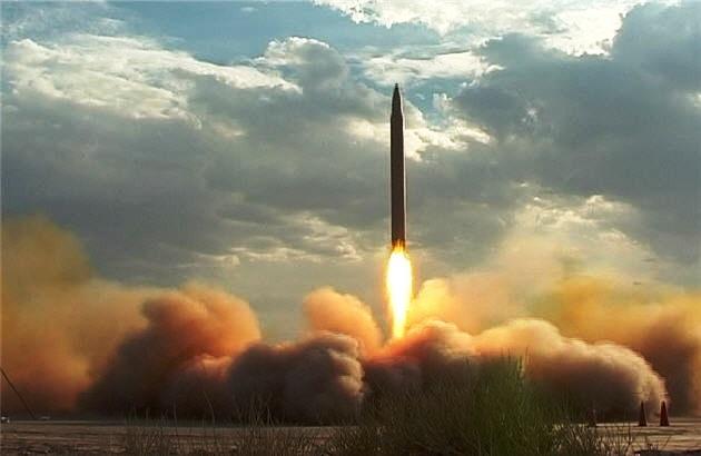 صاروخ قيام الإيراني