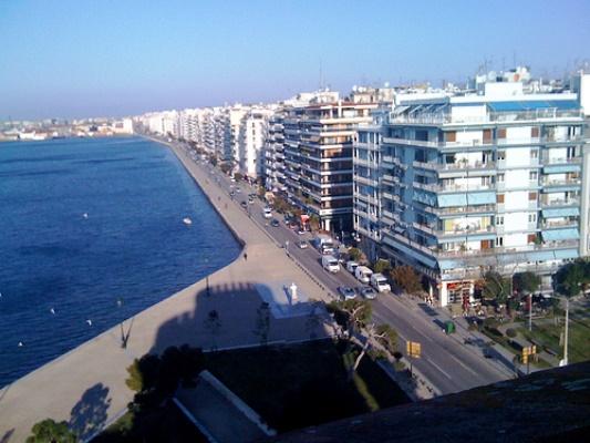 مشهد عام لمدينة الاسكندرية