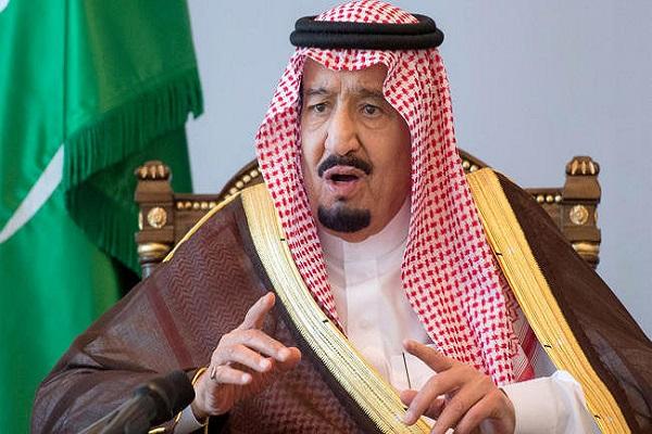 الملك سلمان واتصال هتفي من الرئيس الأميركي