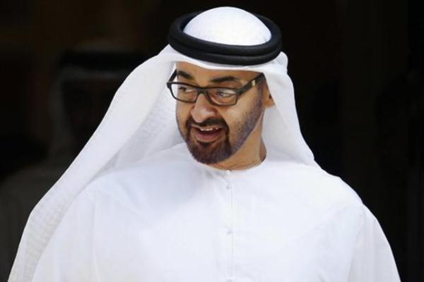 ولي عهد أبوظبي الشيخ محمد بن زايد