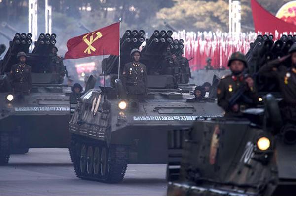 اندلاع حرب في شبه الجزيرة الكورية أصبح حقيقة مؤكدة