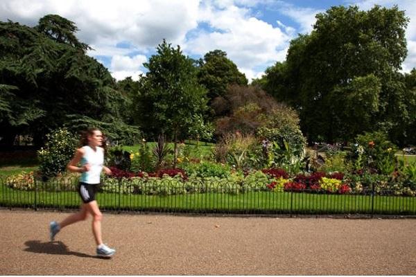 تلوث الهواء يلغي فوائد التمارين البدنية