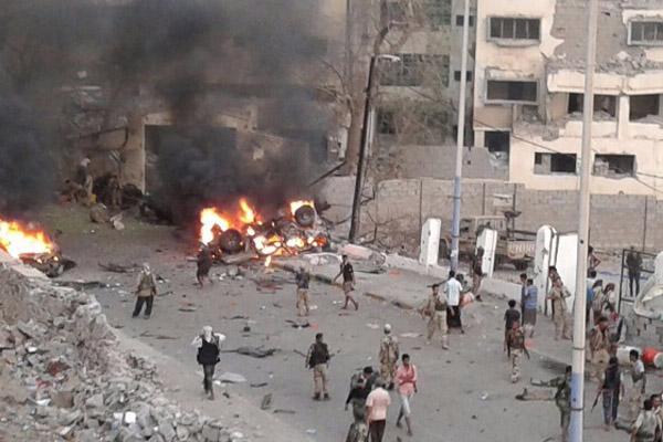حرب شوارع في اليمن