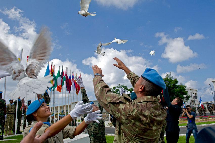 سائر الثقافات تدعو إلى السلام