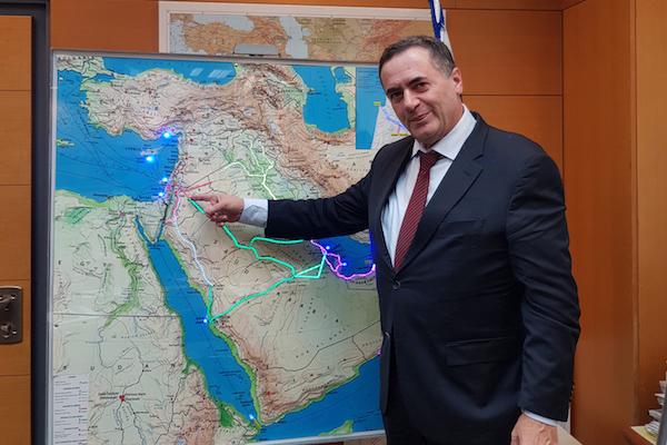 وزير الاستخبارات الاسرائيلي: نستطيع إعادة لبنان للعصر الحجري
