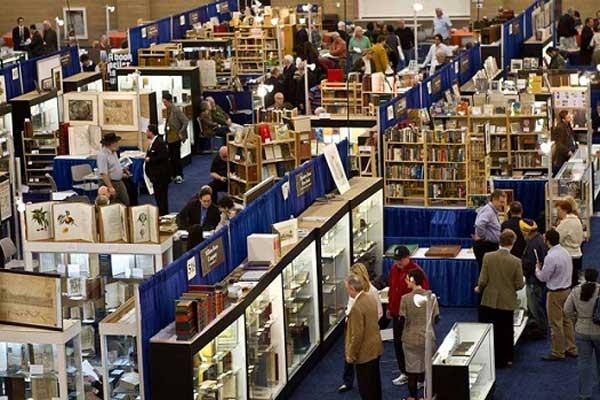 معرض كاليفورنيا للكتاب في إحدى دوراته