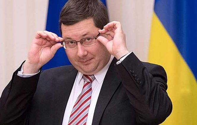 يجوف مساعد رئيس حكومة أوكرانيا