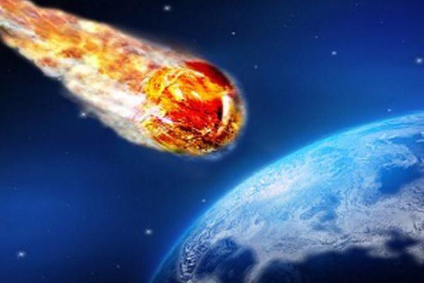 كوكب سيصطدم بالارض بداية فبراير