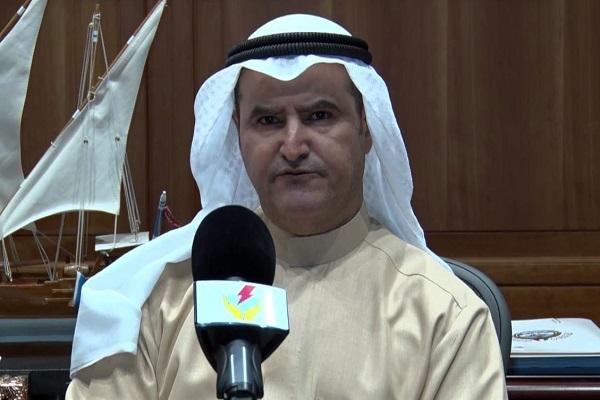 وزير النفط ووزير الكهرباء والماء المهندس عصام المرزوق