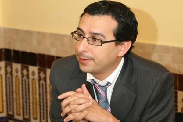 سليم الشيخ مدير القناة التلفزيونية المغربيةً الثانية