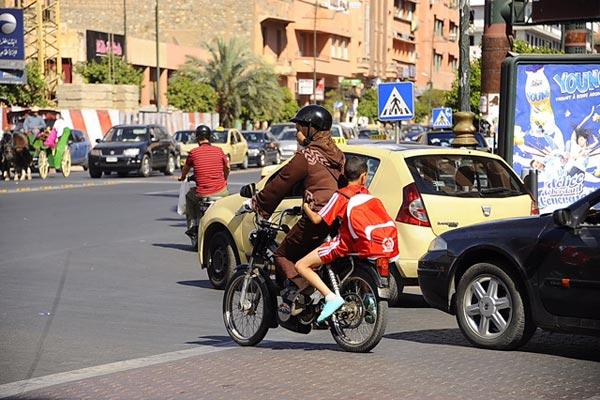المغرب مصمم على تجديد أسطول سيارات الأجرة