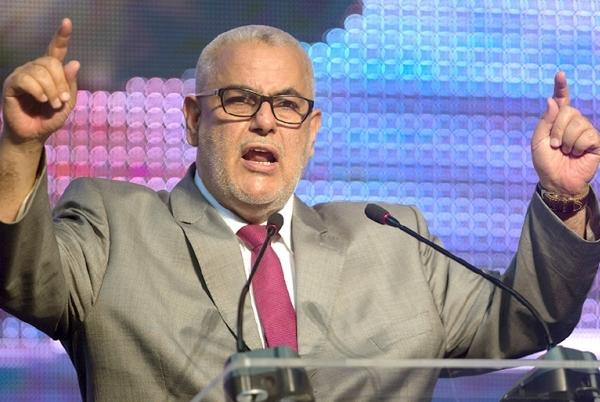 رئيس الحكومة المكلف عبد الإله ابن كيران