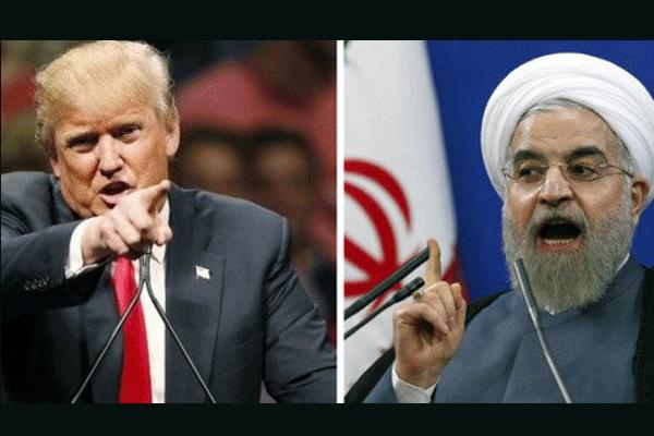 ترامب محذرا روحاني ويعتزم اصدار حظر جديد