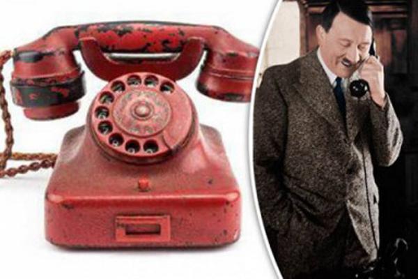 بيع هاتف هتلر الشخصي