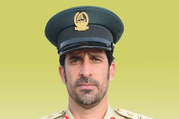 قائد شرطة دبي المعين اللواء عبدالله المري