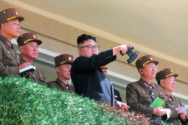 الزعيم الكوري الشمالي يصعّد خطابه تجاه واشنطن ويستعد لامتلاك القنبلة النووية