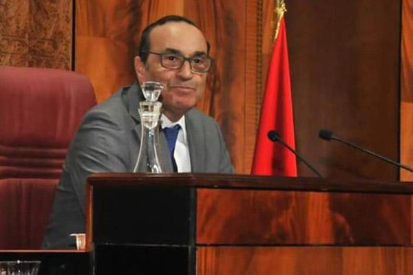 الحبيب المالكي رئيس مجلس النواب المغربي