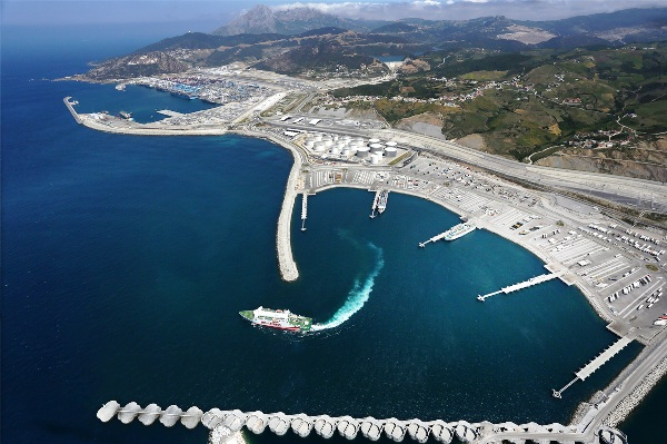 ميناء طنجة المتوسطي