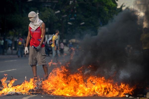 موجة عنف قياسية تجتاح فنزويلا