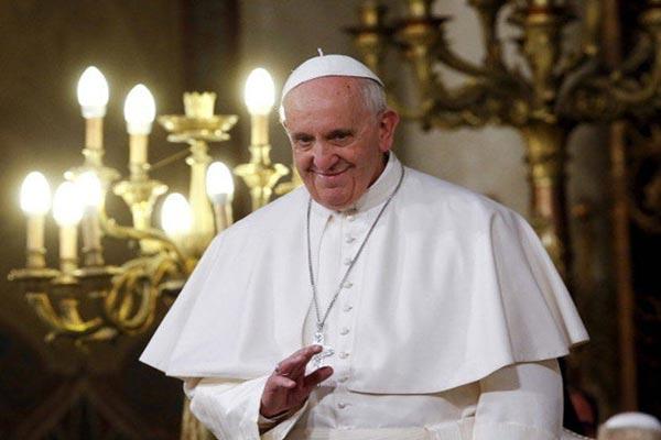 البابا سيدرس أي طلب لقاء
