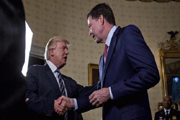 ترامب وكومي