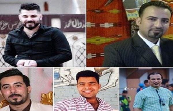 ناشطون جامعيون عراقيون اختطفتهم مجموعة مسلحة وسط بغداد