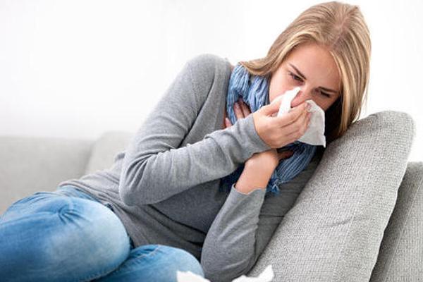نزلة البرد تسبب النوبة القلبية
