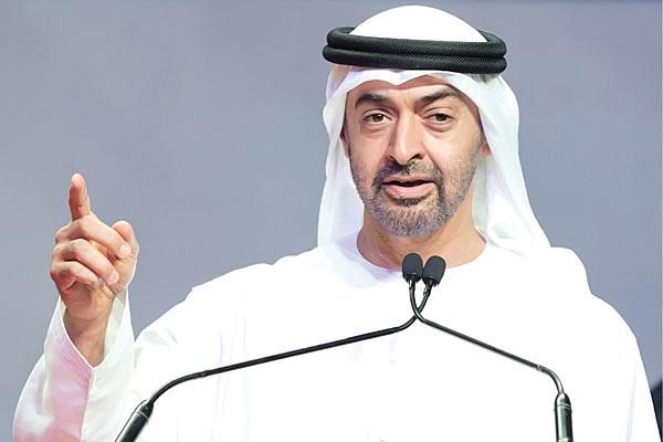 محمد بن زايد ... مرجع ترمب الأول عربيًا