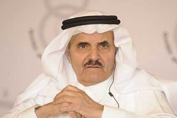 الكاتب والصحافي السعودي تركي السديري