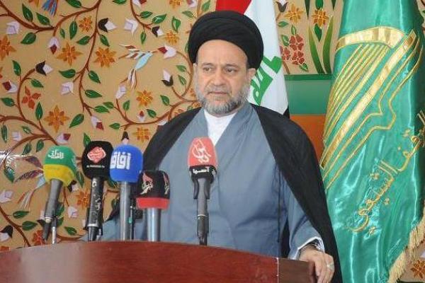 رئيس ديوان الوقف الشيعي