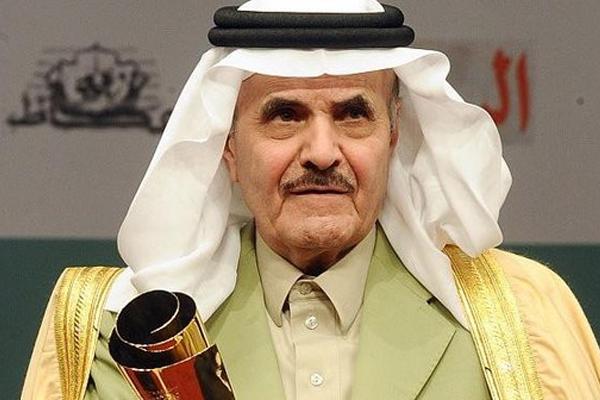 الصحافي السعودي الراحل تركي السديري