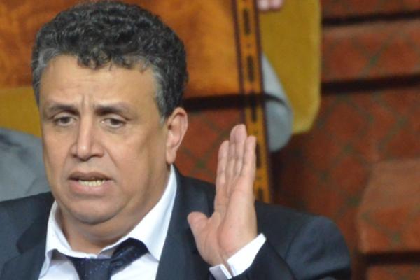 القيادي في حزب الأصالة والمعاصرة المغربي عبداللطيف وهبي