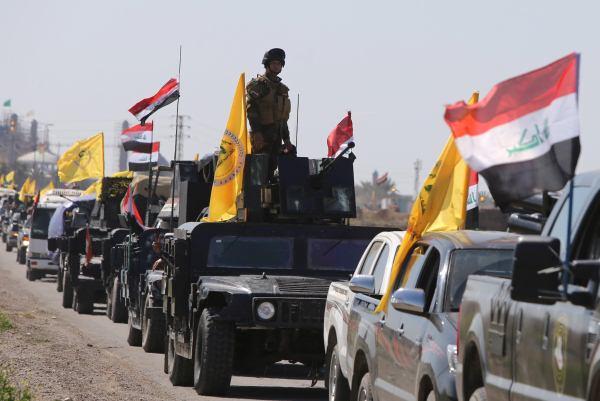 تحركات للحشد الشعبي في مناطق تابعة لسنجار