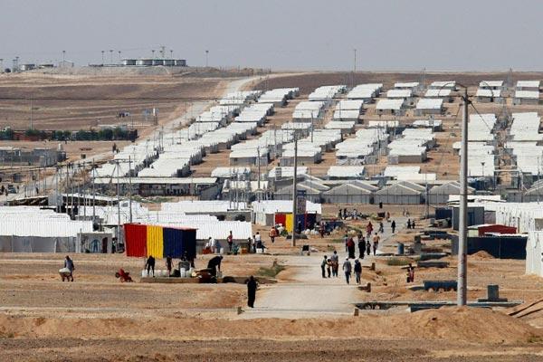 أول مخيم للاجئين في العالم يستخدم الطاقة المتجددة