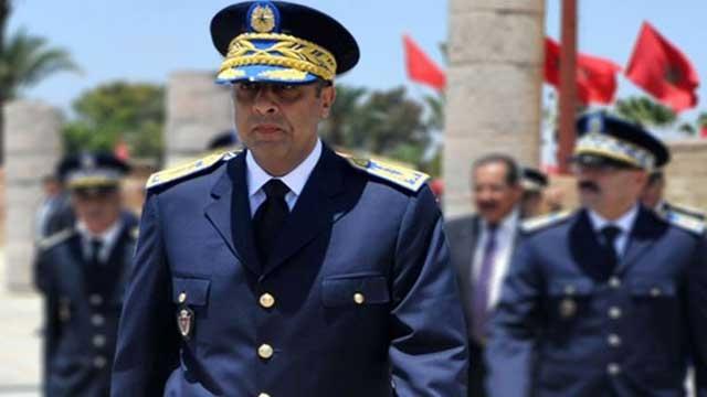 مدير الامن الوطني عبد اللطيف الحموشي