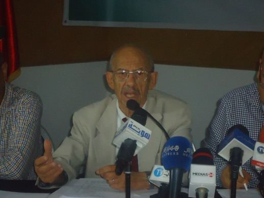 محمد النشناش: ناشط حقوقي والناطق باسم المبادرة المدنية من أجل الريف