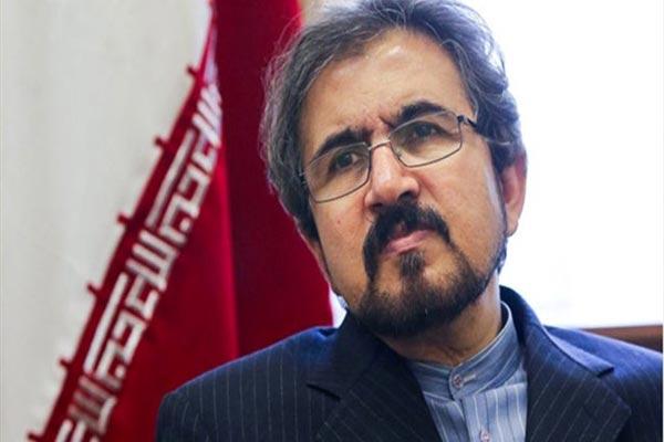 المتحدث باسم وزارة الخارجية الإيرانية بهرام قاسمي