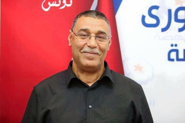 عبد الحميد الجلاصي القيادي بحركة النهضة الاسلامية في تونس