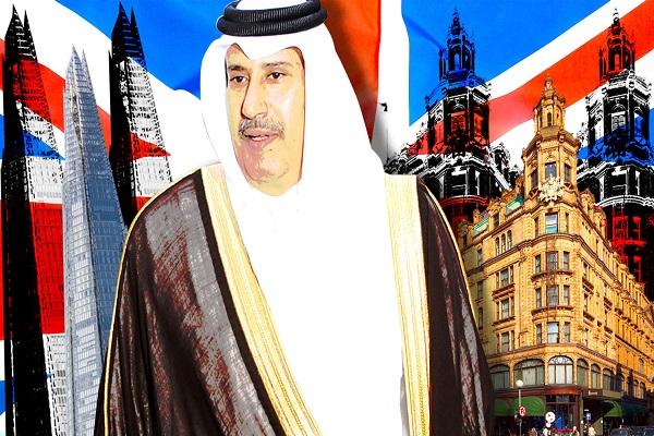 استثمارات قطرية ضخمة في الاقتصاد البريطاني