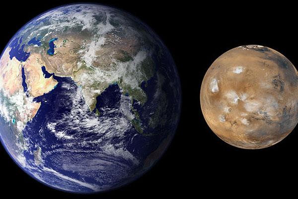 هل نهاجر من كوكب الارض الى المريخ