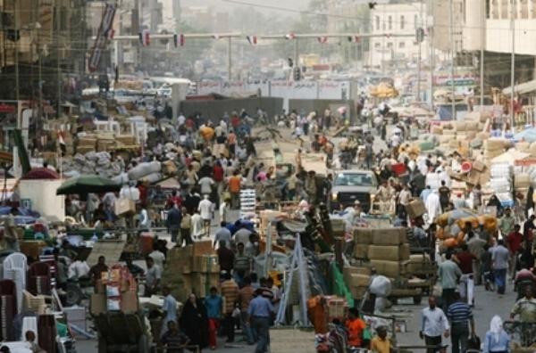عدد سكان العراق يلامس 38 مليون نسمة