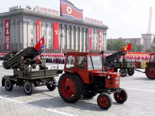 تداعيات مرعبة لسيناريو الحرب مع كوريا الشمالية