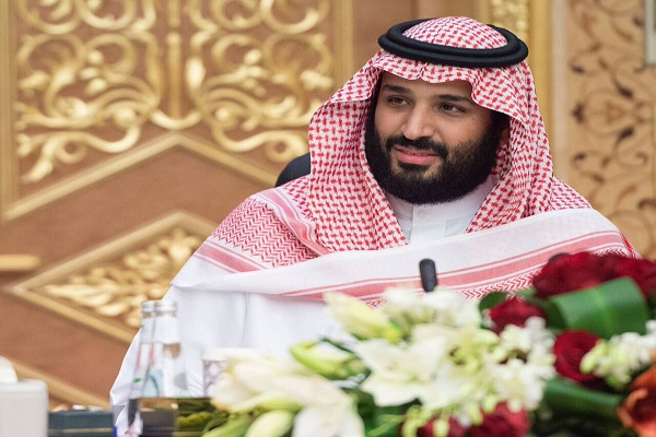 الأمير محمد بن سلمان ولي العهد السعودي